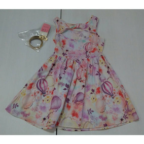 Vestido Infantil Lilica Ripilica Original