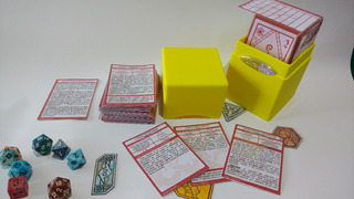 Dungeons And Dragons Spellbook Cards Wizard Español D&d