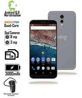 Android 4g Lte Desbloqueado En 5,6 Smartphone Quadcore + Dua