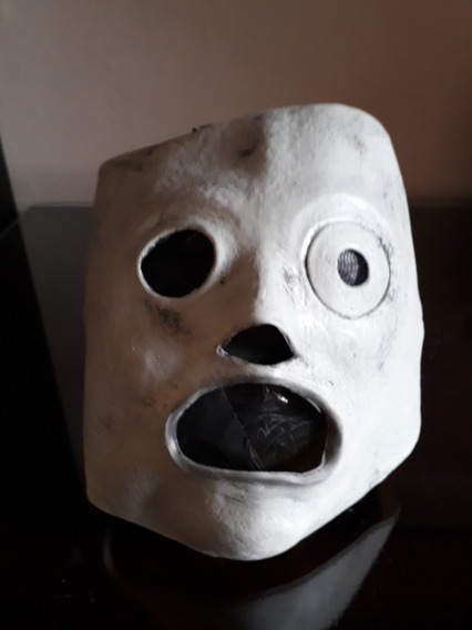 Mascara Corey Taylor Vocalista De Slipknot One Size