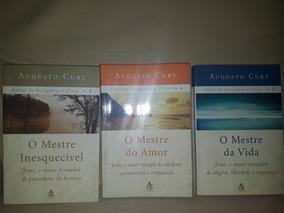 Livro 3, 4 E 5 Autor Augusto Cury