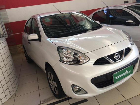 Nissan March 1.6 16v S 5p 2015