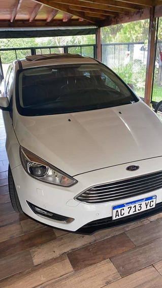 Ford Focus Iii 2.0 Sedan Titanium Mt 2018