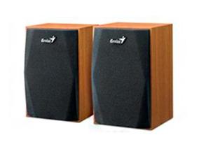 Caixa De Som Genius 2.0 Sp-hf150 Madeira 4w Usb- 31731053100