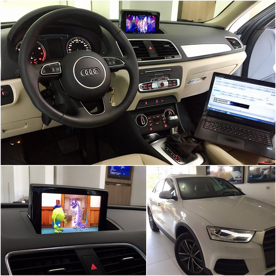 Desbloqueio De Vídeo Audi A3/a4/a5/q3/q5