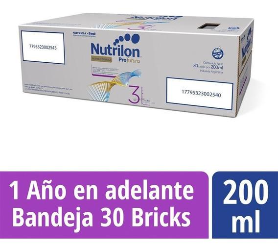 Nutrilon Profutura 3 Nueva Formula Pack 30 Bricks X 200 Ml