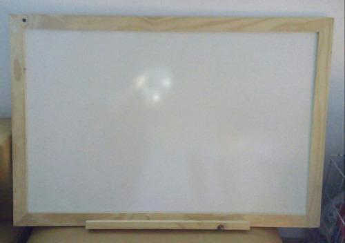Pizarra Blanca Para Marcador 62x92cms Cuerpos Didácticos