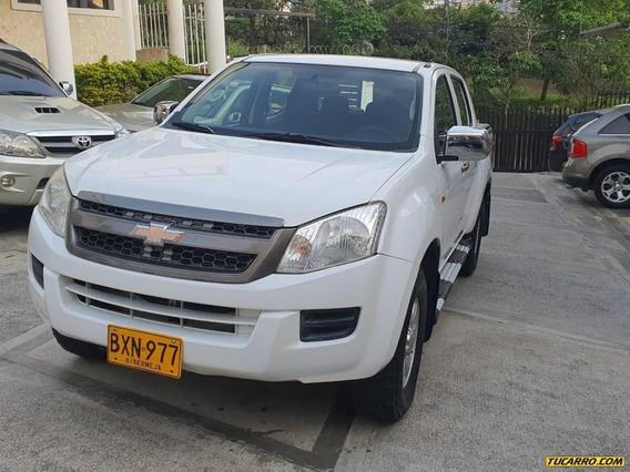 Chevrolet Luv D-max Mt 2500 Td 4x4