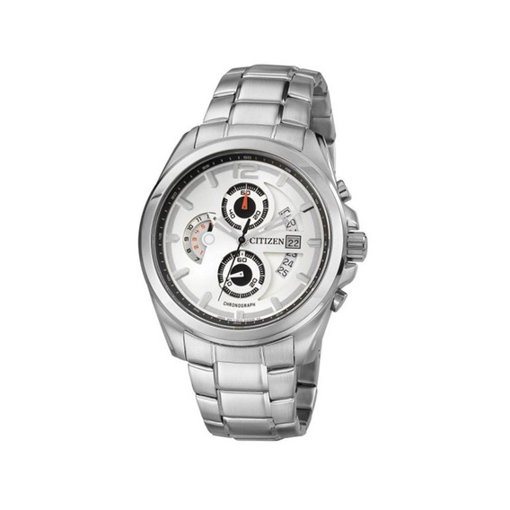 Relógio Citizen Masculino Gents Tz30026q Aço Prata Original