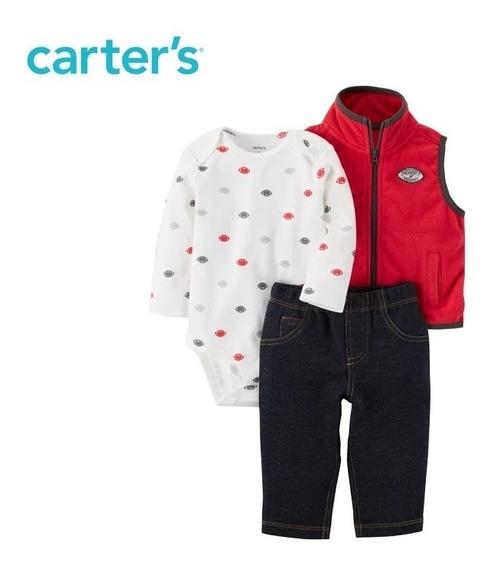 Kit 3 Peças Carter
