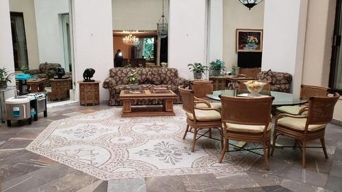 Parque Via Reforma Casa Sola En Venta, Excelente Para Embajadas (vw)