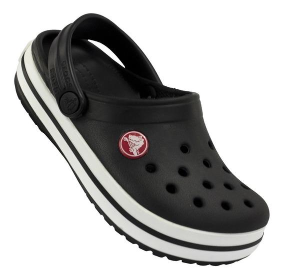 Sandalia Crocs Crocband Clog K - 51192