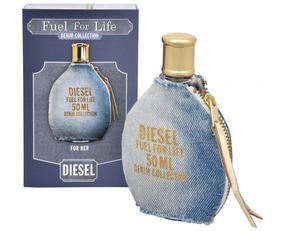 Decant Amostra Do Perfume Feminino Diesel Fuel For Life 2ml