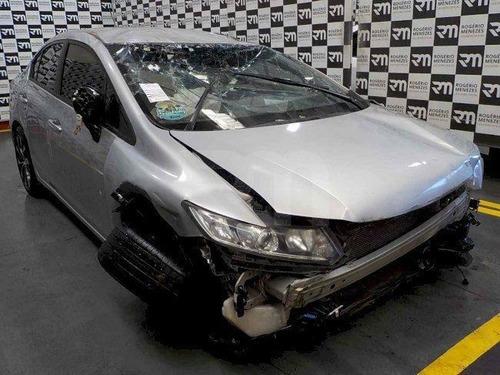 (17) Sucata Honda Civic 2.0 2015 (retirada Peças)