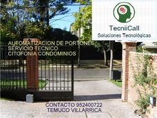 Portones Automáticos Temuco Villarrica Veloty Y Otros