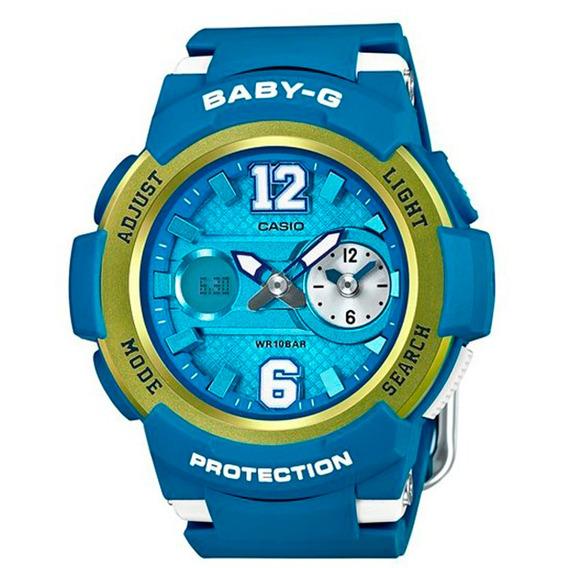 Relógio Casio - Baby-g - Bga-210-2bdr