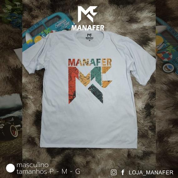 Camiseta Original Manafer Mnf