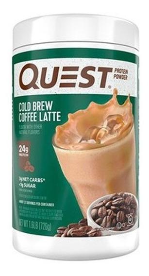 Quest Polvo De Proteina Sabor Cafe Con Leche