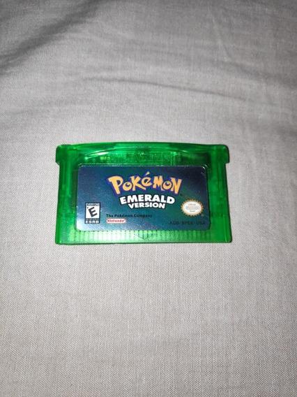 Pokémon Emerald Game Boy Advance
