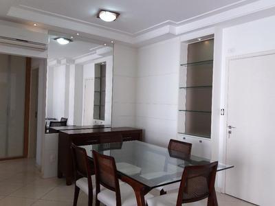 Apartamento Residencial Para Locação, Boqueirão, Santos. - Ap0659