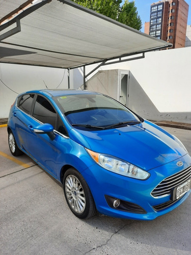 Ford Fiesta Kinetic Design 1.6 Design 120cv Titanium 2015