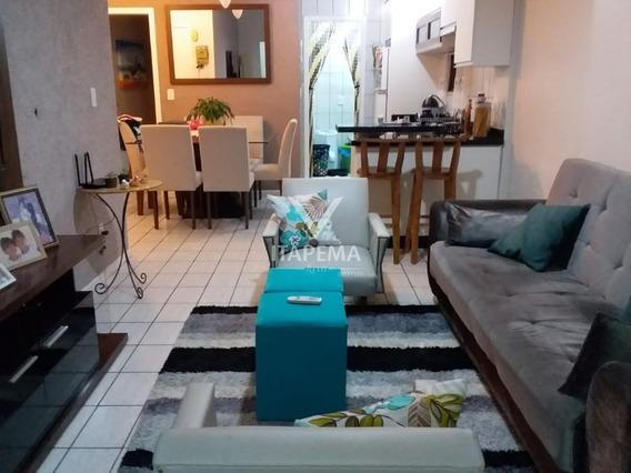 Barbada - Apartamento 02 Quartos Na Meia Praia - Ref 550