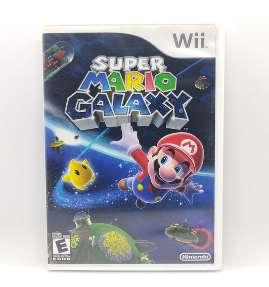 Super Mario Galaxy Nintendo Wii Midia Fisica Original Game