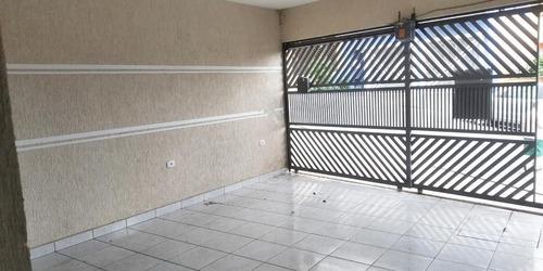 Sobrado Em Vila Independência, Mauá/sp De 128m² 3 Quartos À Venda Por R$ 450.000,00 - So591741