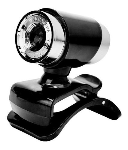 480p Usb Webcam Pc Câmera Com Microfone Para Streaming Ao Vi