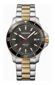 Relógio Masculino Suíço Wenger Seaforce 01.0641.127 Original