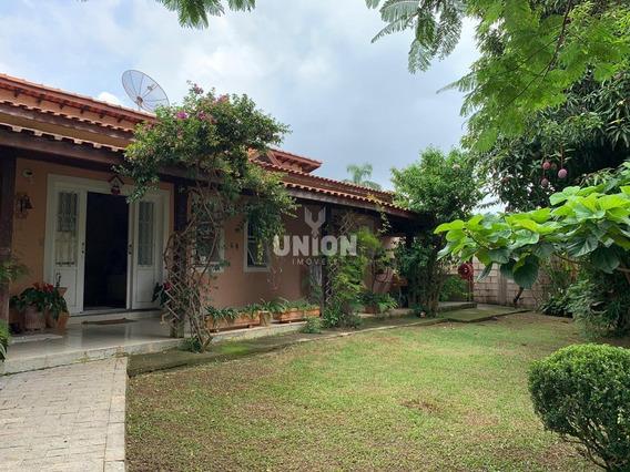Casa À Venda Em Condomínio Chácaras Do Lago - Ca003604
