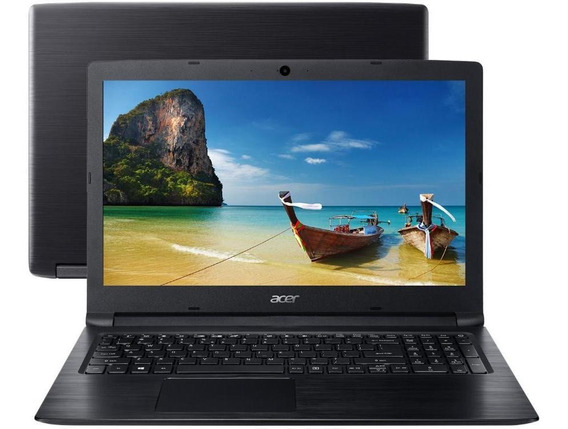 Notebook Acer Aspire N3060 4gb Hd 500gb 15.6 Linux