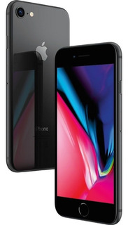 Seminovo: iPhone 8 64gb Cinza Tela 4.7 Ios 4g Câmera 12mp