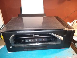 Impresora Epson L395 Para Sublimación+ Plancha Para Sublimar