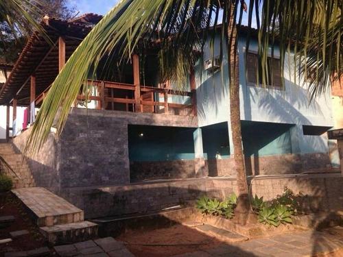 Imagem 1 de 1 de Casa Com 3 Quartos, 230 M² Por R$ 550.000 - Engenho Do Mato - Niterói/rj - Ca12468