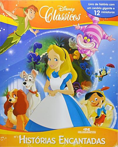 Imagem 1 de 1 de Clássicos Disney - Histórias Encantadas