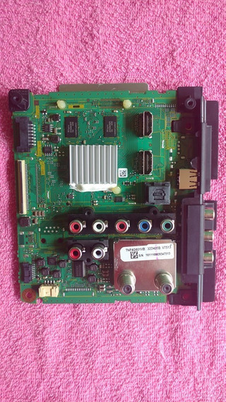 Placa Principa Panasonic Tc 32d400b Cod.: Tnp4g601 V7513