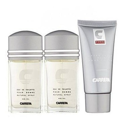 Kit Perfume + Balm Carrera Original