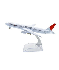 Tang Dynasty (tm) 1: 400 16cm Boeing B-777 Japan Airline