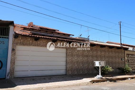Casa Com 3 Dormitórios Para Alugar, 242 M² Por R$ 1.600/mês - Residencial Olinda - Goiânia/go - Ca0444
