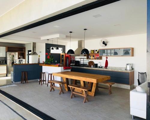 Imagem 1 de 28 de Casa À Venda, Condomínio Vila Azul, Sorocaba. - Sp - Ca0079_albari