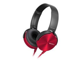 Fone De Ouvido Mdr Xb450ap Extra Bass Headset