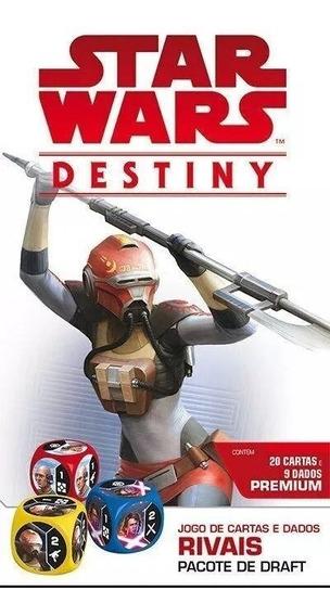 Pacote De Draft - Rivais - Star Wars Destiny