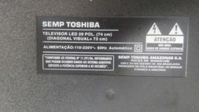Placa Principal Toshiba Tv29 Pol (74cm)