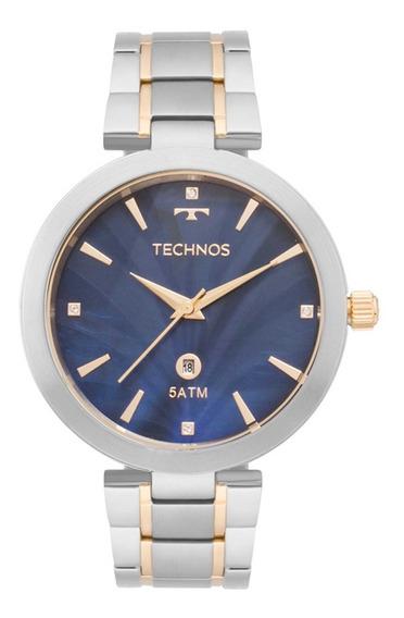 Relógio Feminino Technos Bicolor Gl10if/5a