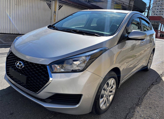 Hb 20 Sedan 2019 1.0 Confort Plus Unico Dono Winikar!!
