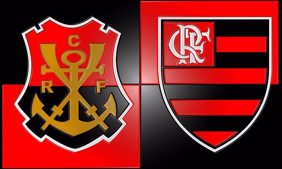 Papel Parede Adesivo Hd Flamengo 2,5 X 1,3 M