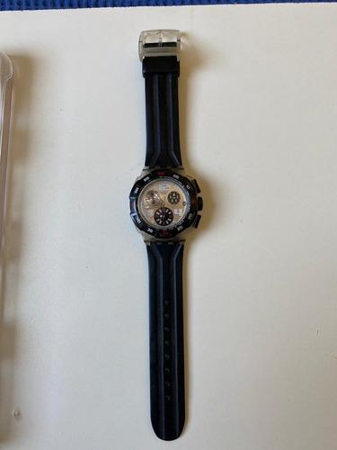 Relógio Swatch Sport Irony - Masculino - Pulseira Plástico