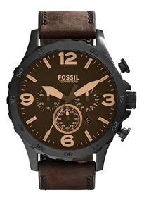 Relógio Original Fossil Nate Jr1487 Na Caixa