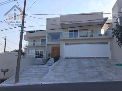 Sobrado Com 4 Dormitórios À Venda, 600 M² Por R$ 4.000.000 - Vila Oliveira - Mogi Das Cruzes/sp - So0124